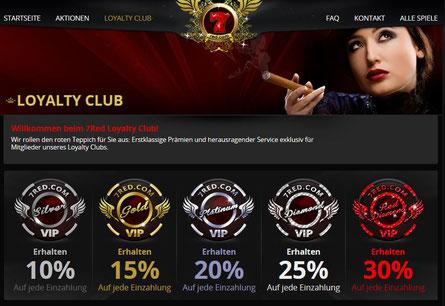Loyality Club von 7Red
