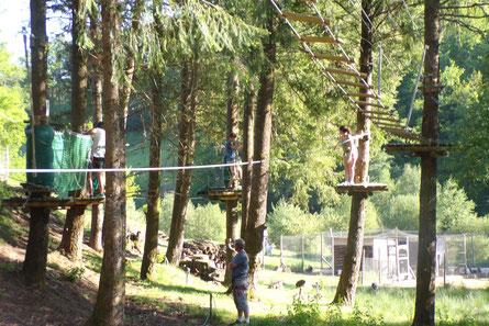 Activités au Camping les Trois Sources en Vallées Lot Dordogne