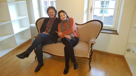 Autorenduo Prof. Veronika Bellone & Thomas Matla © Bellone Franchise Consulting GmbH