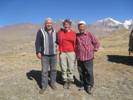Trekking, Jeep Tour, Altai, Kyrgyztan Hiking, Kirgistan Wandern,