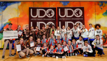 Next Level, X-Ception und Zzyzx bei UDO Germany 2018