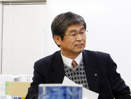小野庄士(おのしょうし)川西町教育委員会教育長