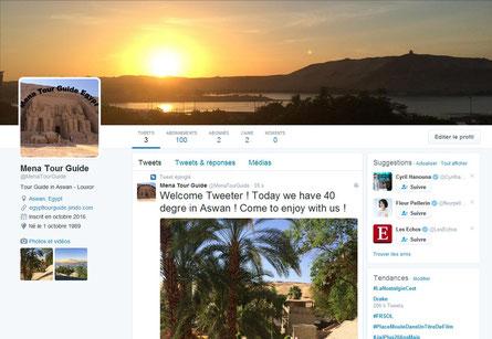 private tour guide Aswan Luxor Egypt