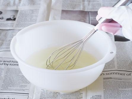 手作り石けんのレシピ スキンケア 肌に合う石けん 銀座の石けん教室