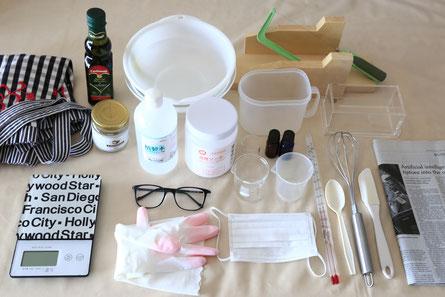 手作り石けんの作り方 基本の石けん 手作り石鹸の作り方