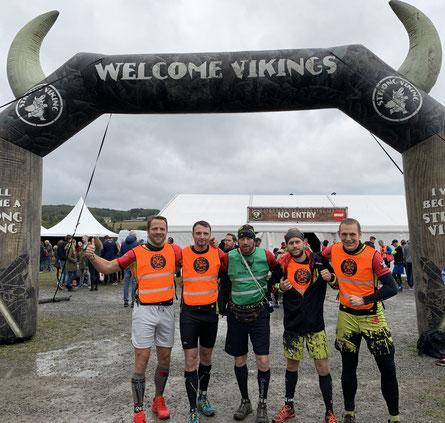 Mudbusters beim Ultra und Iron Viking 2019 in Warstein
