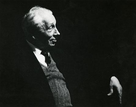 トゥリオ・セラフィン(1878-1968年・イタリアのオペラ・指揮者)写真提供:ワーナークラシックス