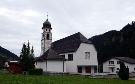 Pfarrkirche Danis-Tavanasa