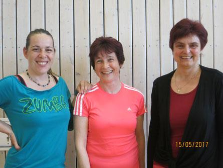 Unser Gymnastik-Team