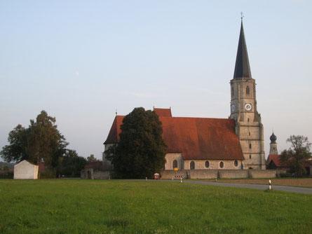 Leonhardi-Kirche Aigen am Inn