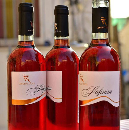 Safinim Rose´ Wein