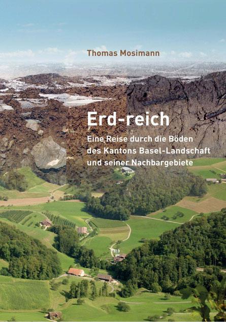 Titelseite des Buches von Thomas Mosimann, erschienen im Verlag des Kantons BL 2015