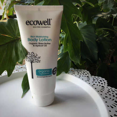 Ecowell - Bodylotion