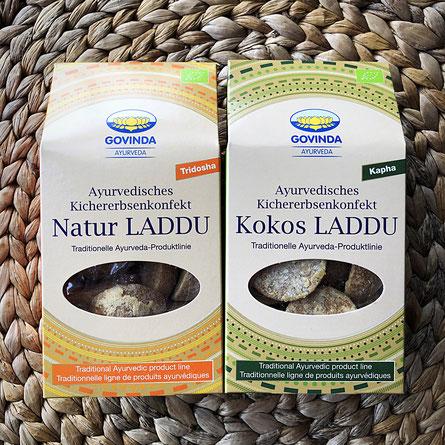 Govinda - Laddu Kokos Bio - Laddu Natur Bio