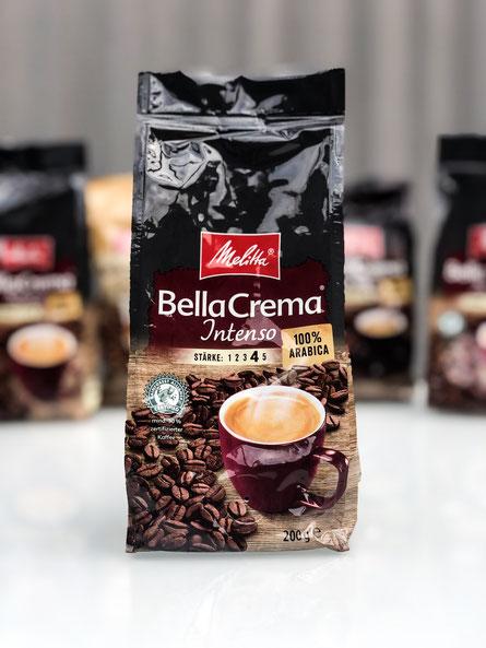 Mellita BellaCrema Intenso Produkttest