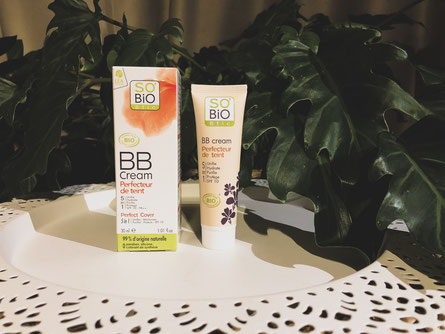 So bio etic - BB Cream mit LSF 10