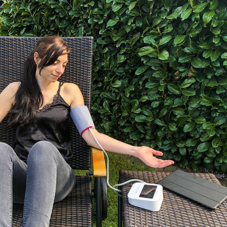 iHealth Clear Blutdruckmessgerät / Wetterstation App