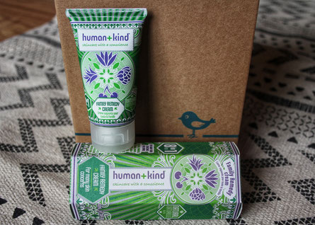 Human + Kind 8 in 1 cream