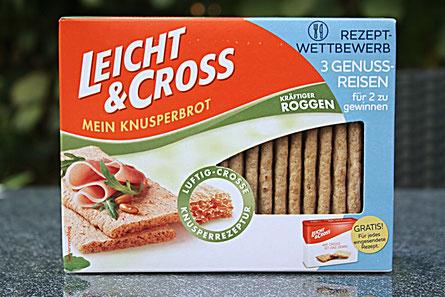 Leicht & Cross - Knusperbrot Roggen