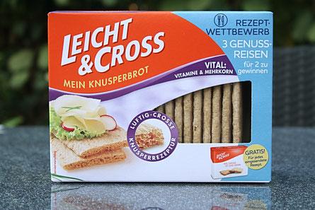 Leicht & Cross - Knusperbrot Vital