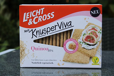 Leicht & Cross - Mein KnusperViva Quinoa