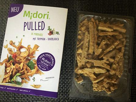 Midori Pulled - vegetarische Fleischalternative