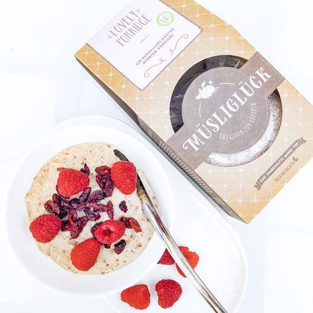 Müsliglück Porridge Produkttest