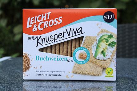Leicht & Cross - Mein KnusperViva Buchweizen