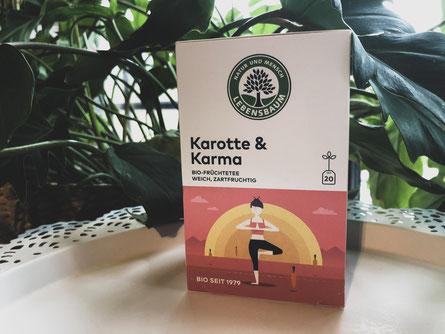 Lebensbaum Tee Karotte & Karma