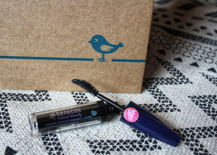 Benecos Mascara Adorable Lashes
