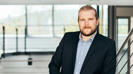 Managing director of Ilmsens, Hans-Christian Fritsch