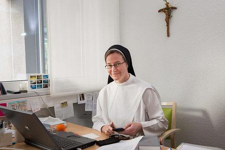 Schwester Kerstin-Marie Berretz (Foto: Achim Pohl | Bistum Essen)