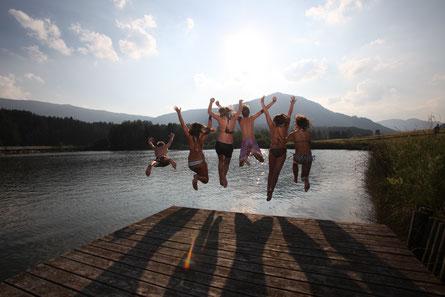 Schwimmen-Grasluppteich_(c) TVB Naturpark Zirbitkogel-Grebenzen