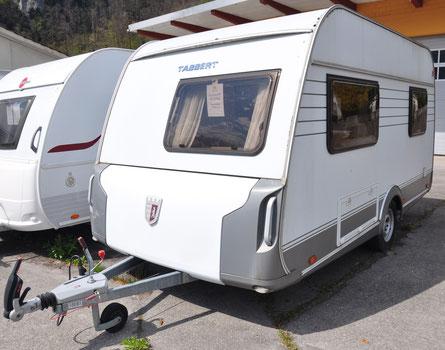 Wohnwagen Occasion TEC TO 400 DB Tour