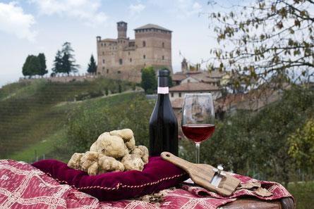 Die Trüffelsaison in Italien - Die regionale, biologische Delikatesse - Trüffelfestivals in Italien