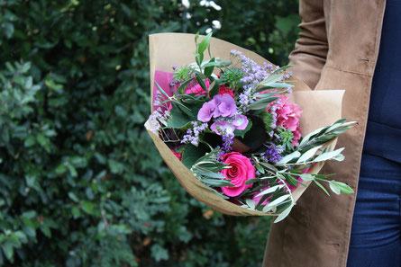 Bouquet de fleurs Livraison Nantes, évènementiel,