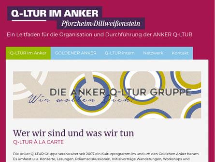 Startseite www.ankerkultur.de