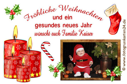 weihnachtskarten weihnachtsgrusskarten mit foto. Black Bedroom Furniture Sets. Home Design Ideas