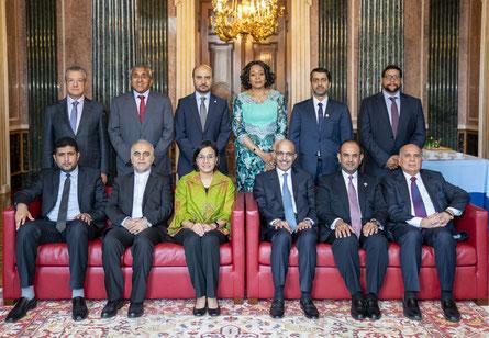 La nouvelle stratégie de l'OFID affirme « l'engagement à fournir un appui aux pays en développement, en particulier aux pays à faible revenu ».