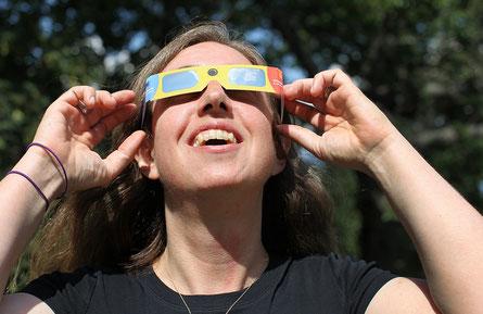 L'éclipse solaire formera un arc au-dessus des États-Unis, d'une côte à l'autre du pays. La circulation sur les routes sera particulièrement chaotique, avertissent les autorités.