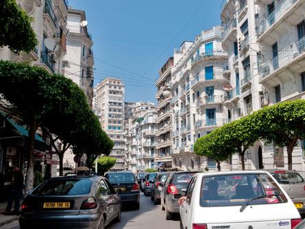 L'Algérie reste confrontée à des défis importants, du fait de la baisse des prix du pétrole il y a quatre ans.