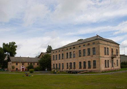 Schloss der Grafen Tschernyschew-Kruglikow in Tschetschersk