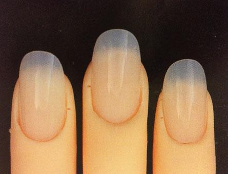 爪の形オーバル