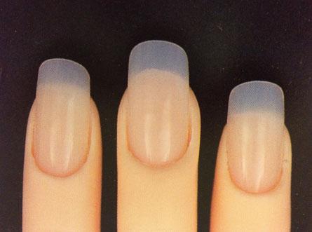 爪の形ラウンド