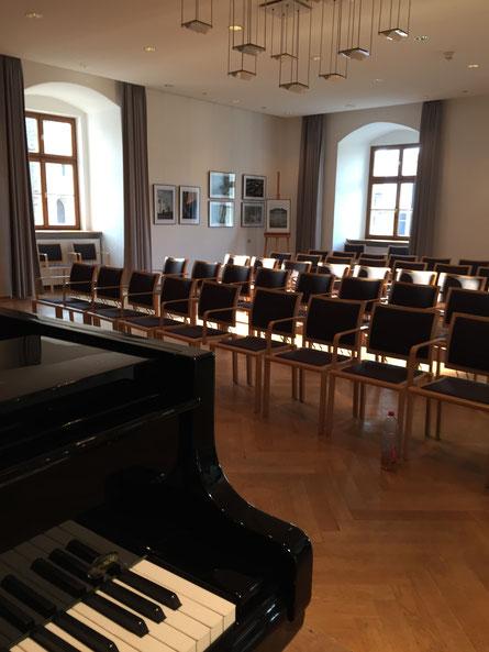 Spiegelsaal des Haus Opherdickes/Haus Opherdickeの鏡の間