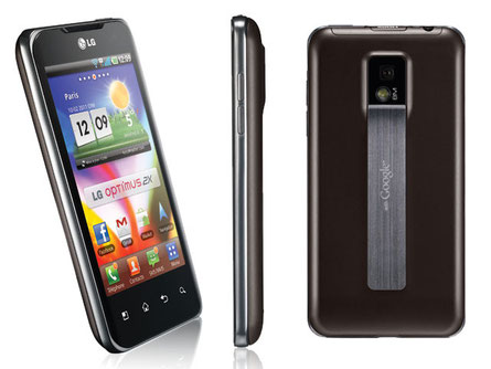 LG Optimus black / Optimus 2x