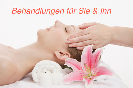 Kosmetikbehandlung, Wellnessbehandlung, Frau in der Behandlung, Gesichtsbehandlung, Gesichtsmassage, schöne gepflegte Frau