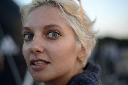 Lea Radusinovic - ehrenamtliche Freizeitpatin