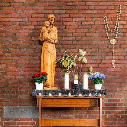 Madonna in St. Joseph, Duisburg-Wedau