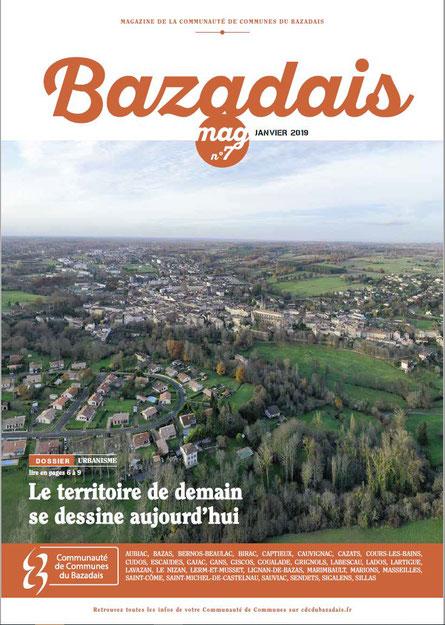 Communauté des communes du Bazadais